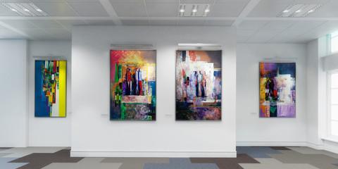 Gemäldegalerie (panoramisch)