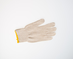 Gloves or Working gloves on a background.