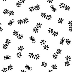 トカゲのパターン,