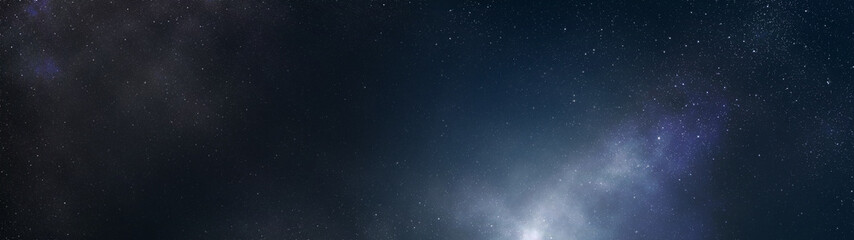 Poster Universe Constellation Stars in the Universe Galaxy Background