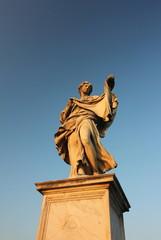 サンタンジェロ橋の天使像 イタリア・ローマ