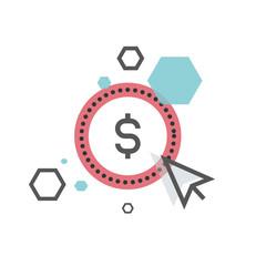 Dollar icon-Vector