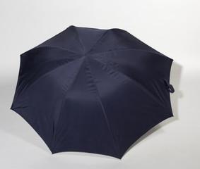 old black photographic umbrella