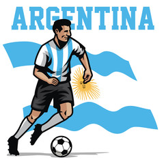 soccer player of argentina