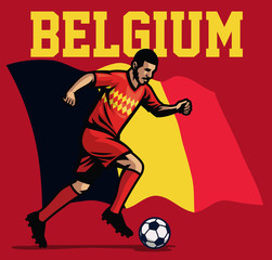 soccer player of belgium