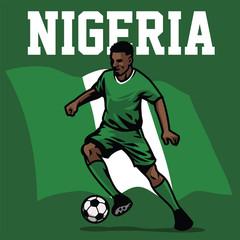 soccer player of nigeria