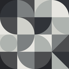 Abstract Geometry Pattern Graphic 04