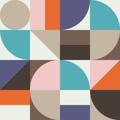 Abstract Geometry Pattern Graphic 05