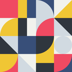 Abstract Geometry Pattern Graphic 06