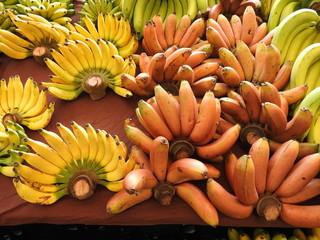 Früchte auf einem thailändischen Markt