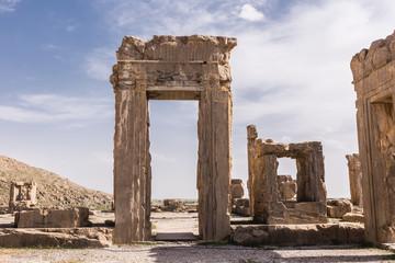 ancient city of Persepolis in Iran
