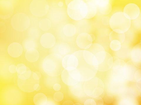 Yellow light background. Vector eps 10