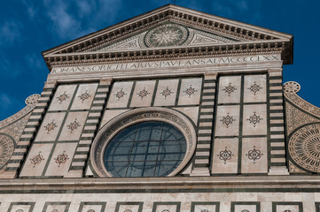 Firenze, Basilica di S. Maria Novella