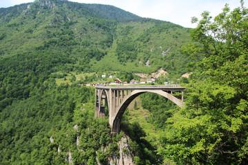 Durdevica Tara Bridge, Montenegro