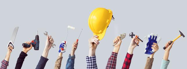 Building tool repair equipments