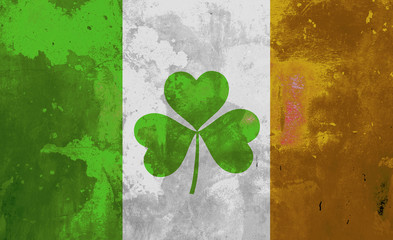 Irish Theme Background