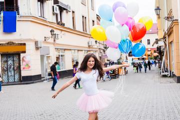 Happy birthday teenager girl