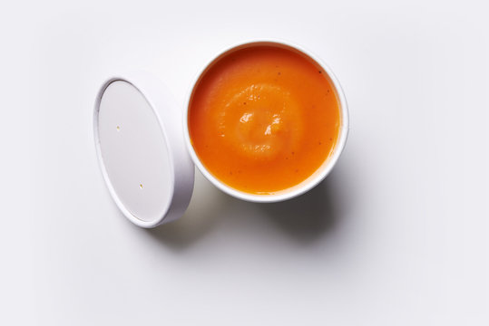 pumpkin soup take away