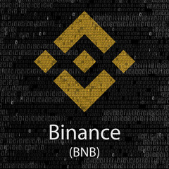 Binance cryptocurrency symbol