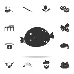 bag icon. Detailed set of United Kingdom culture icons. Premium quality graphic design. One of the collection icons for websites, web design, mobile app
