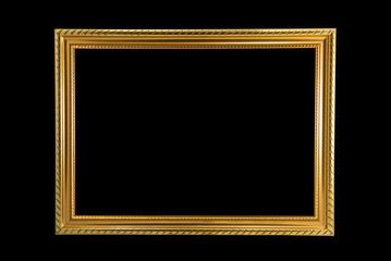 Gold Vintage photo frames
