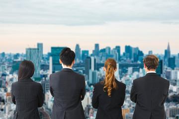 グローバルビジネスチーム