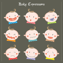Baby Expression