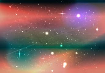 カラフル宇宙08