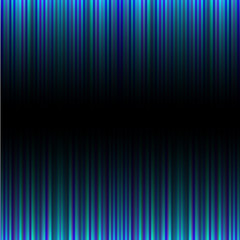 Abstract color light lines background. Vector template with text