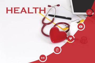 HEALTH CONCEPT: HEALTH