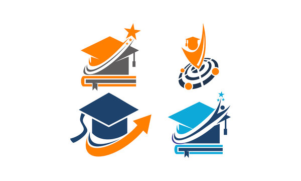 Education Vector Template Set
