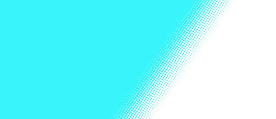Blau weißer Hintergrund mit diagonalem Übergang