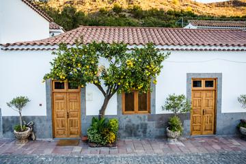 Das Dorf Santa Lucia, Gran Canaria