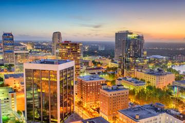 Fotomurales - Orlando, Florida, USA Cityscape
