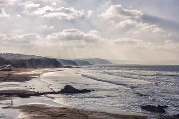 rock in the beach os sopelana