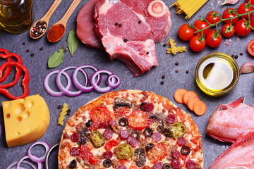 The best products for pizza