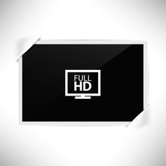 Foto Rahmen Querformat - HD