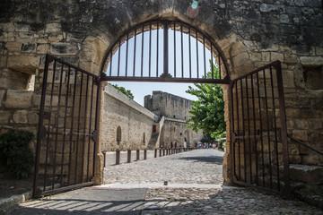 Aigues-Mortes, Camargue, Provence, Frankreich