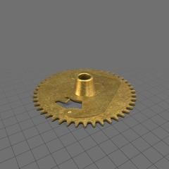 Clock gear 3
