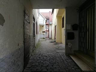 Gasse in Miltenberg