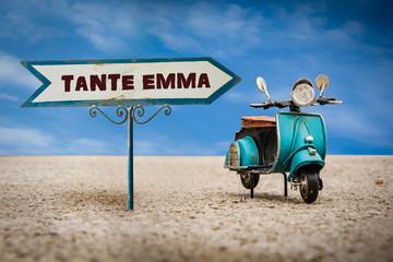 Schild 305 - Tante Emma
