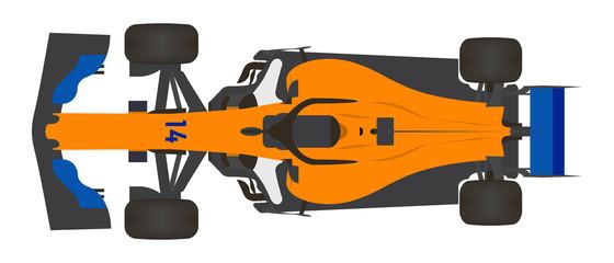 Formula One Car
