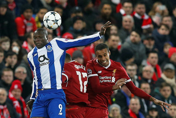 Champions League Round of 16 Second Leg - Liverpool vs FC Porto