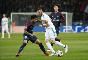 Champions League Round of 16 Second Leg - Paris St Germain vs Real Madrid