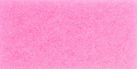 pink plastic packing material