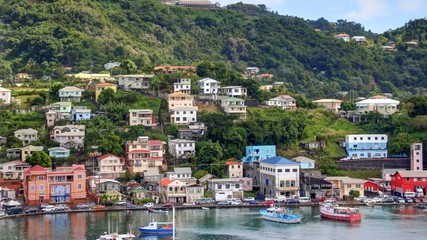 île de la Grenade, Caraibes