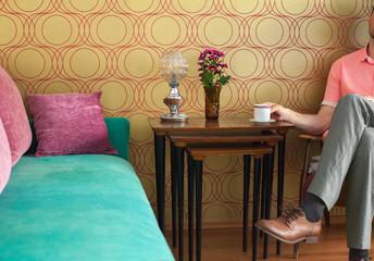 Mid-century home decor