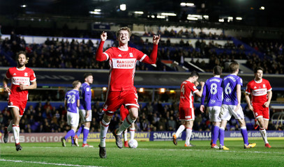 Championship - Birmingham City vs Middlesbrough