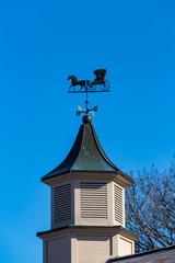 Amish Buggy Weather Vane