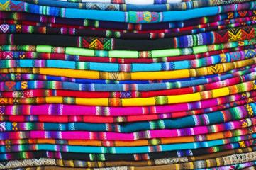 Colorful Textiles, Bolivia